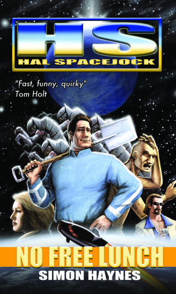 Hal Spacejock 4