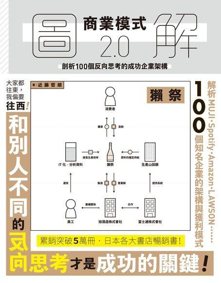 圖解商業模式2.0