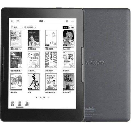 mooInk Plus 7.8 吋電子書閱讀器