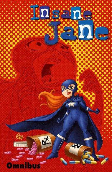 Insane Jane: Omnibus Vol.1 # GN