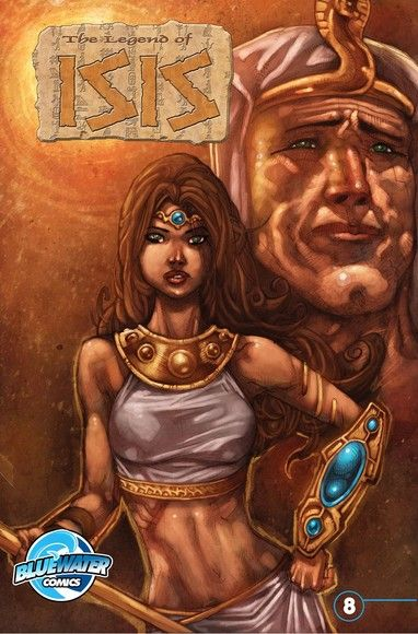 Legend of Isis Vol.1 # 8