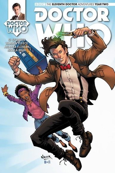 Doctor Who: The Eleventh Doctor #2.8