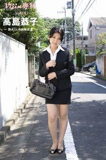 【Vijin 專科  No.74】高島恭子 ~熟女OL的肉體業務~」