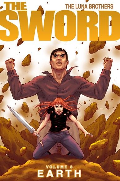 The Sword Vol. 3: Earth