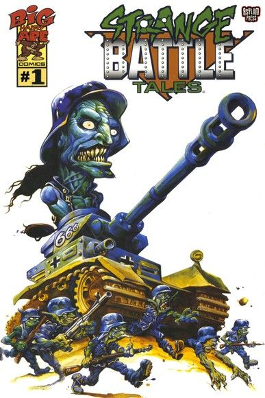 Strange Battle Tales #1