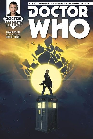 Doctor Who: The Ninth Doctor #4