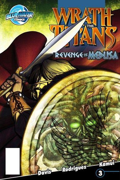 Wrath of the Titans: Revenge of Medusa Vol. 2 #3
