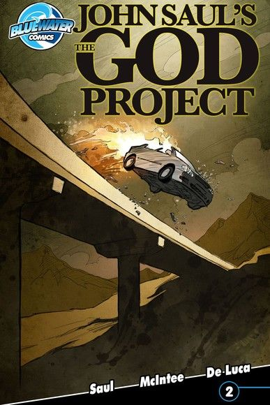 John Saul's The God Project Vol. 1 #2