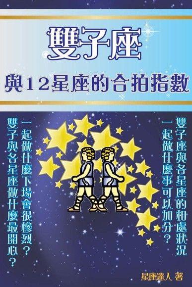 雙子座 與12星座的合拍指數