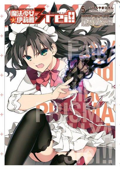 Fate/Kaleid liner 魔法少女☆伊莉雅 3rei!! (5)