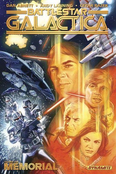Battlestar Galactica Vol 1: Memorial
