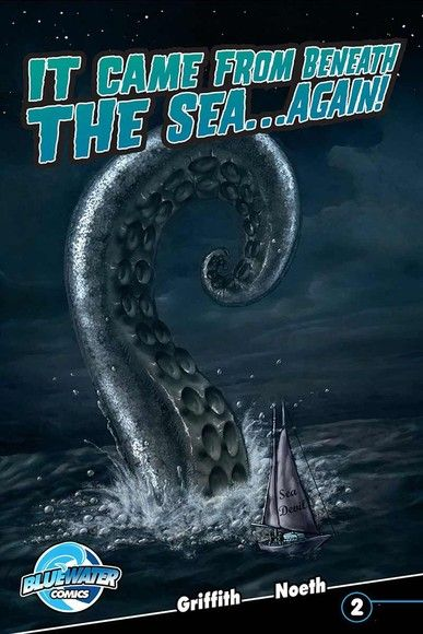 It Came From Beneath the Sea… Again! #2