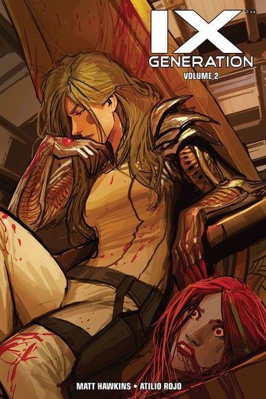 Evil Dead 2: Beyond Dead by Dawn Chapter 2