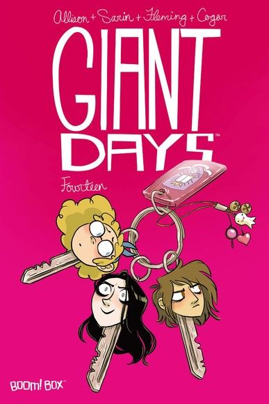 Giant Days #14