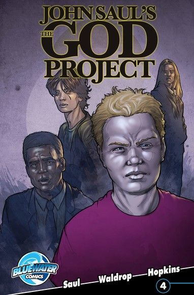 John Saul's The God Project Vol.1 # 4