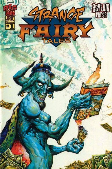 Strange Fairy Tales #1