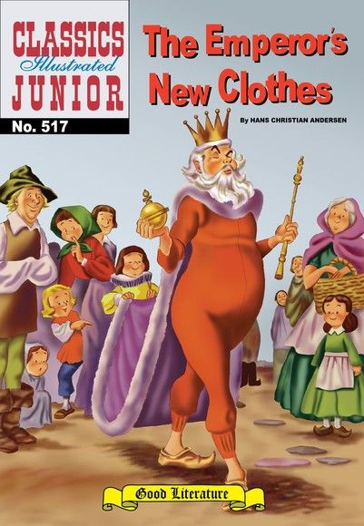 The Emperor's New Clothes 國王的新衣