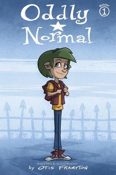 Oddly Normal Vol. 1