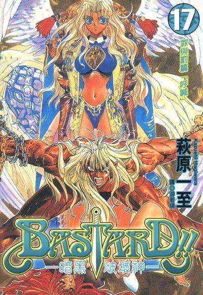 BASTARD!!暗黑破壞神(17)