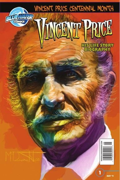 Vincent Price Biography