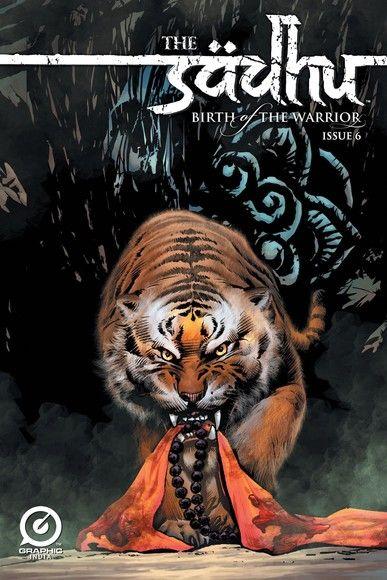 The Sadhu: Birth of the Warrior #6