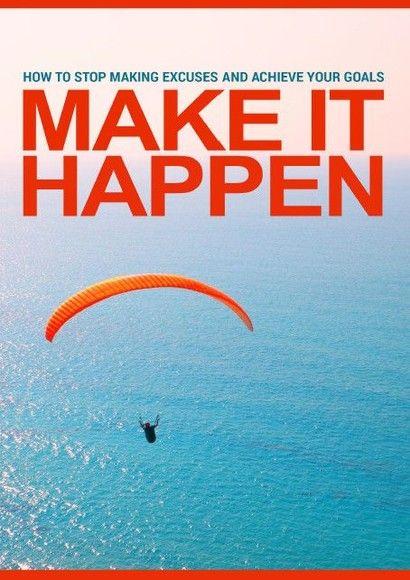 英語閱讀訓練/Make It Happen