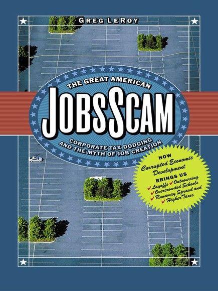美國工作崗位的騙局
