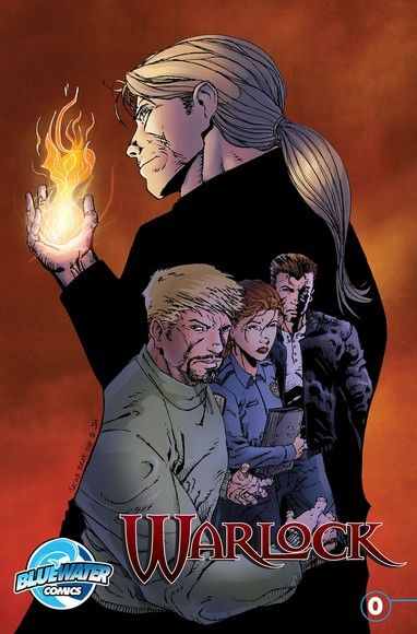 Lionsgate Presents: Warlock Vol.1 # 0