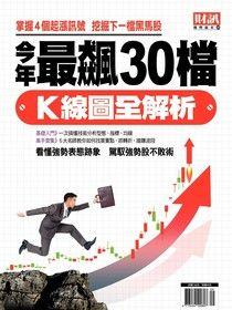 財訊雙週刊 趨勢贏家48:今年最飆30檔K線圖全解析