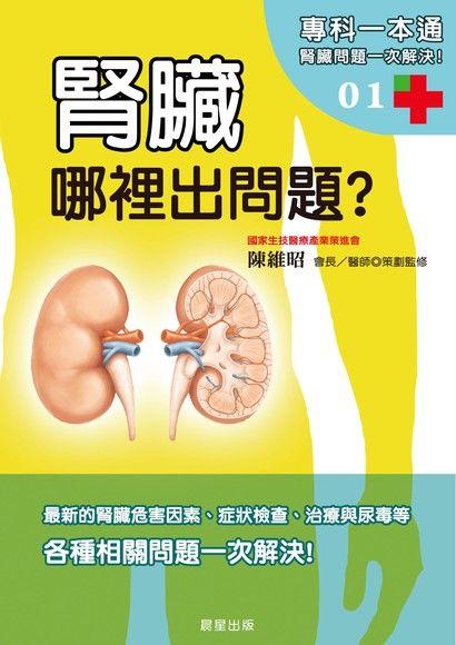 腎臟哪裡出問題?