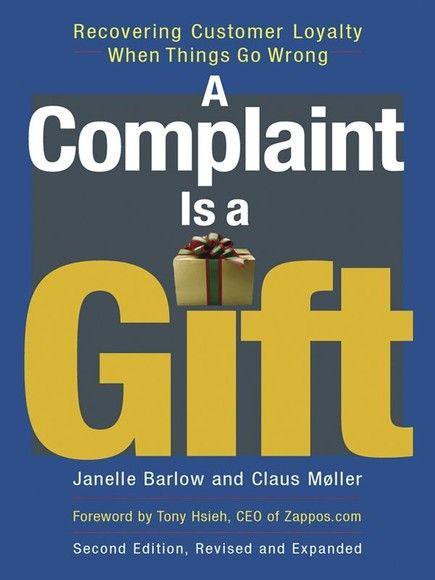 抱怨是一份禮物