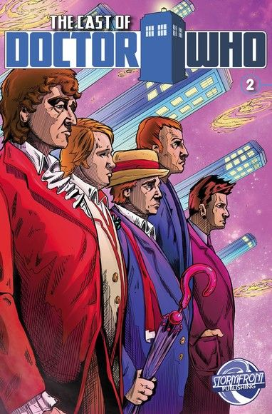Orbit: The Cast of Doctor Who #2
