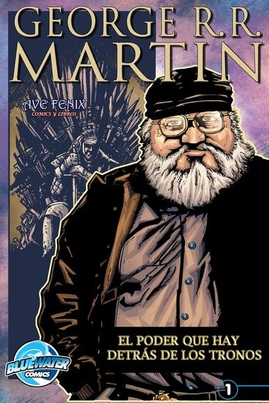 Orbit: George R.R. Martin: The Power Behind the Throne (Spanish Edition)