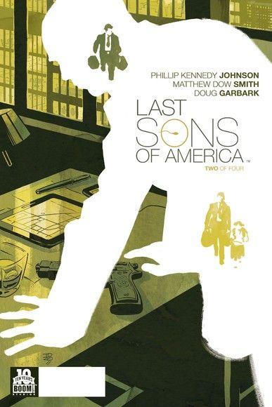 Last Sons of America #2