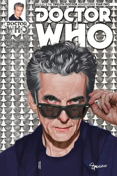 Doctor Who: The Twelfth Doctor #2.5
