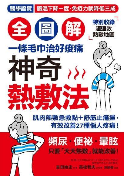 【全圖解】神奇熱敷法