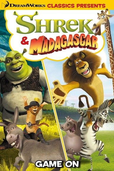 DreamWorks Classics Presents: Shrek & Madagascar - Game On!