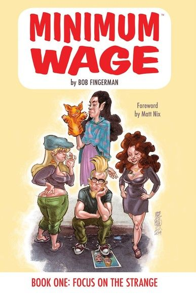 Minimum Wage: Book One