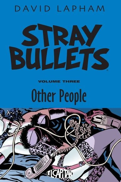 Stray Bullets Vol. 3