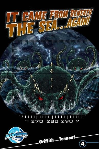 It Came From Beneath the Sea… Again! #4