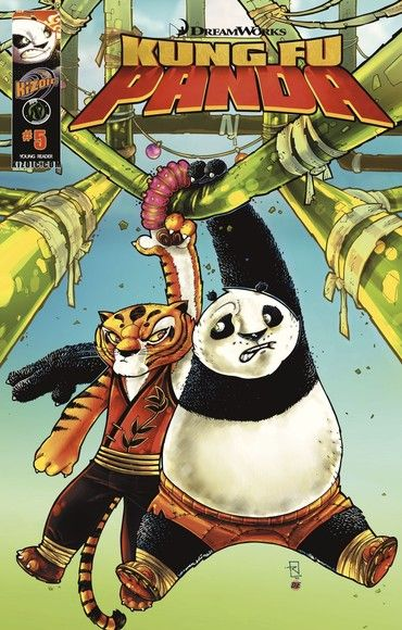 Kung Fu Panda Vol.1 Issue 5