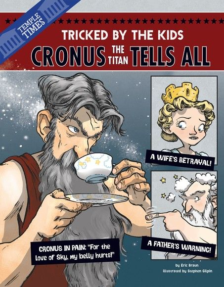 Cronus the Titan Tells All