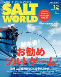 SALT WORLD 2016年12月號 Vol.121【日文版】