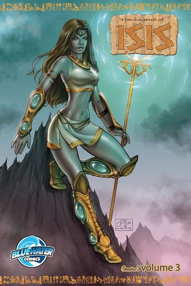Legend of Isis: Omnibus Volume 3