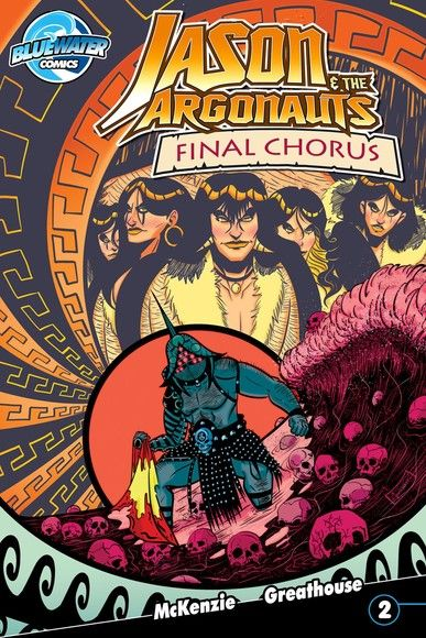 Jason and the Argonauts: Final Chorus