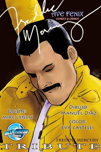 Tribute: Freddie Mercury (Spanish Edition)
