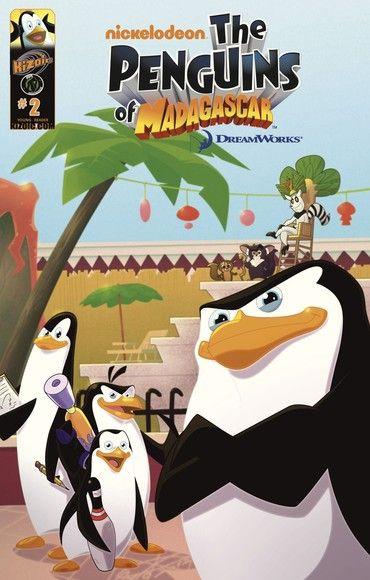 Penguins of Madagascar: Volume 2