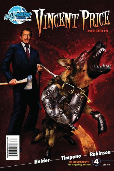 Vincent Price Presents Vol. 1 #4