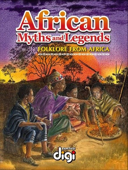 African Myths and Legends - English