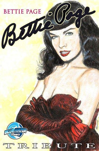 Tribute: Bettie Page Vol.1 # 1